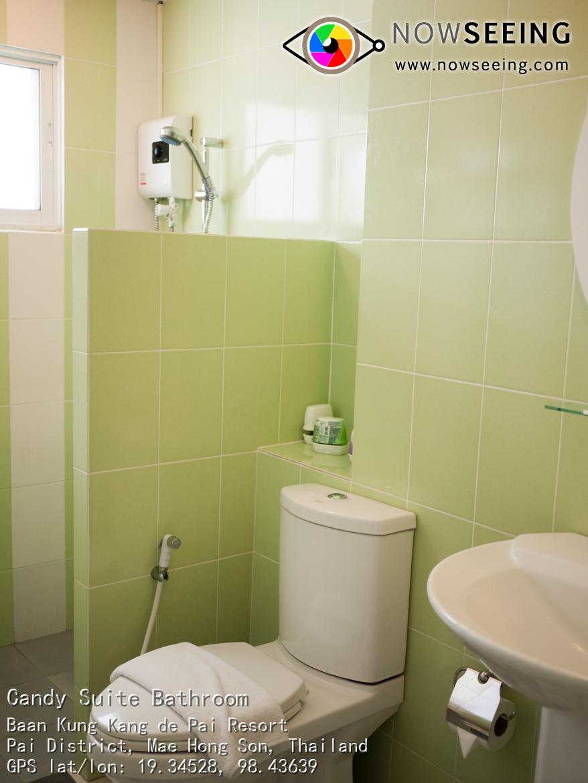 Avocado Bathroom Suite Chiang Mai Trip Day 3